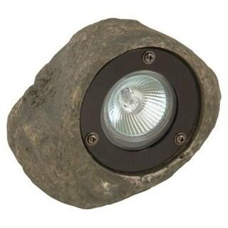 Moonrays 95828 Low Voltage Rock Spotlight, 20 Watt