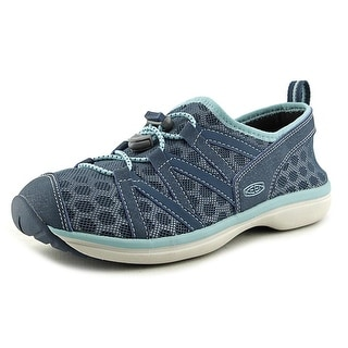 Keen Sage Slip Round Toe Synthetic Water Shoe