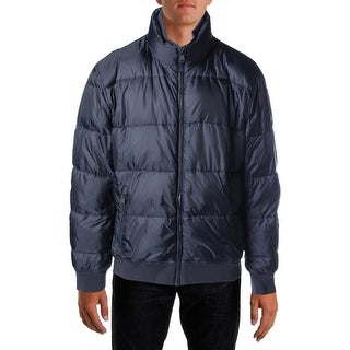 Tommy Hilfiger Mens Water Resistant Hypoallergenic Puffer Coat
