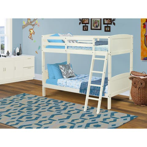 Albury Twin Over Twin Bunk Bed