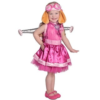 Girls Paw Patrol Skye Halloween Costume
