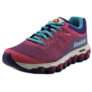 Reebok ZJET Round Toe Synthetic Running Shoe