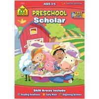 Preschool Scholar Ages 3-5 - Workbooks