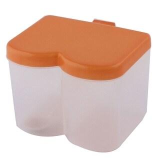 Kitchen Practical Condiment Dispenser Sugar Salt Spices Container Caddy