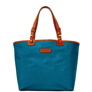 Dooney & Bourke Nylon Lee Tote (Introduced by Dooney & Bourke at $168 in Sep 2016) - Teal