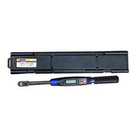 "3/8"" Dr. Digital Electronic Torque Wrench 10-100 Ft-lbs 4255"