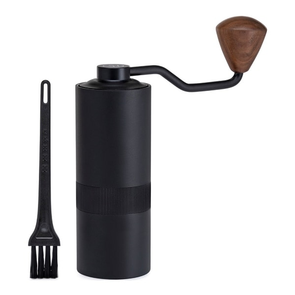 ChefWave Aluminum Alloy Manual Conical Burr Coffee Grinder. Opens flyout.