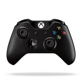 Microsoft Black Wireless Controller for Microsoft Xbox One