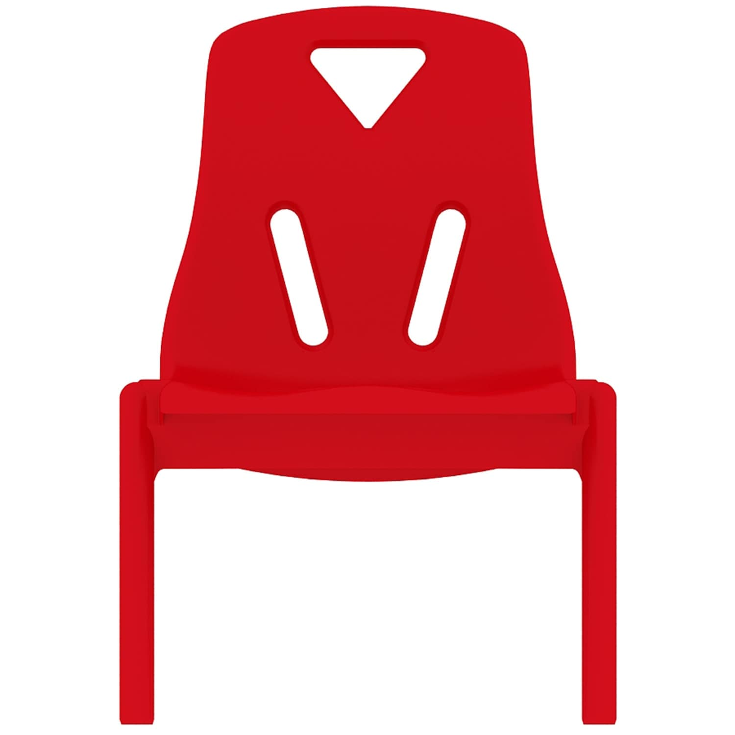 2xhome Kids Size Plastic Side Childrens Chair 10\