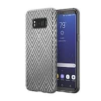 Incipio Design Series Classic Case for Samsung Galaxy S8 -Silver Prism
