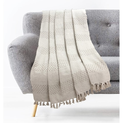 Mishka Soft Cotton Throw 50x60