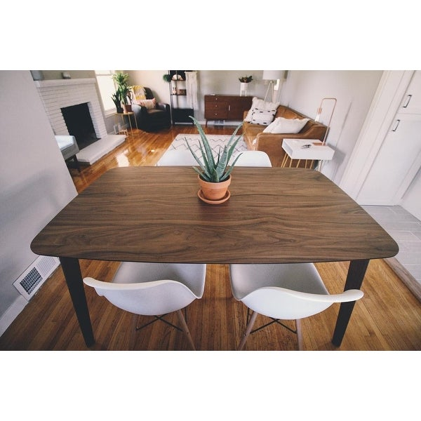 Shop Nyala Natural Wood Dining Table By Christopher Knight Home   Free  Shipping Today   Overstock.com   12816882