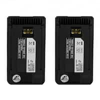 Battery for Yaesu FNBV134 2-Pack Replacement Battery