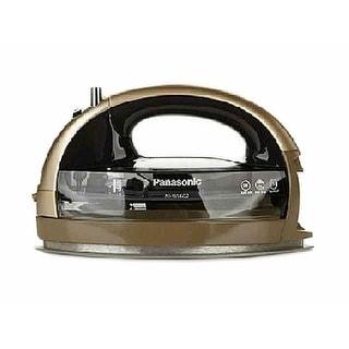 Panasonic NI-WL602-N Champagne Cordless High Quality Steam Iron