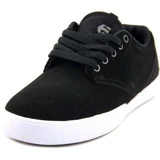 Etnies Jameson XT Men Round Toe Suede Black Skate Shoe
