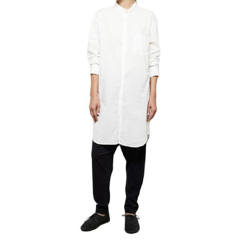 Forme d Expression Mens Cuffed Collar Shirt Size 52