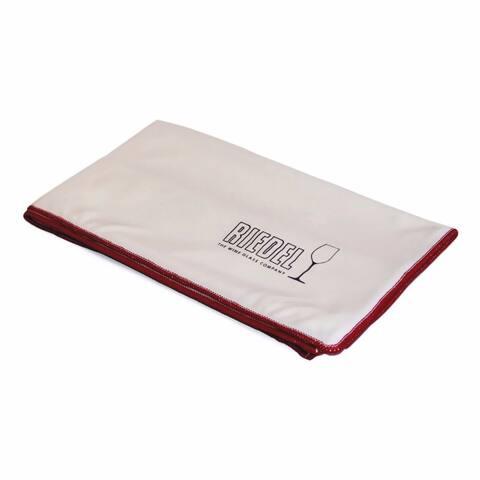 Riedel A501007K3 Lint-Free Microfiber Polishing Cloths (Set of 3) - White