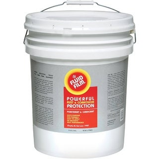 Fluid Film NAS5 Rust Corrosion Protection, 5 Gallon Pail