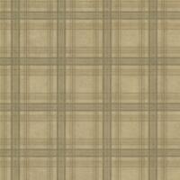 Brewster TLL01413 Fox Hollow Olive Plaid Wallpaper - olive plaid - N/A
