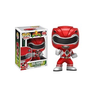 POP! Power Rangers Red Ranger Vinyl Figure