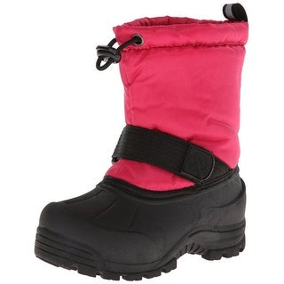 Kids Northside Girls Frosty Mid-Calf Pull On Snow Boots