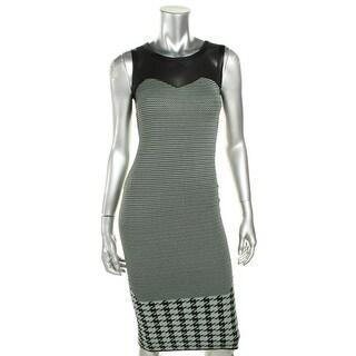 Rachel Roy Womens Casual Dress Pattern Sleeveless - xs