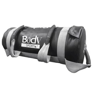 Body Sport BDSWTB20 20 lbs Weight Training Bag, Black