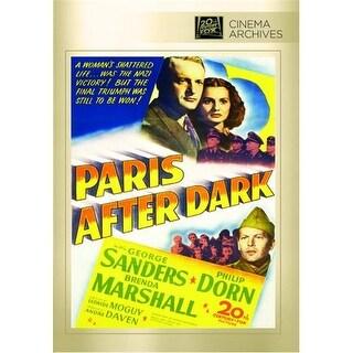 Paris After Dark DVD Movie 1943