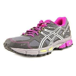 Asics Gel-Kahana 7 Women Round Toe Synthetic Gray Trail Running