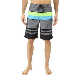 O'Neill Men's Halfmoon 40 Turquoise Boardshort Swim Trunks
