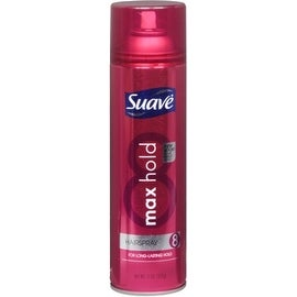 Suave Max Hold 8 Hairspray Aerosol 11 oz