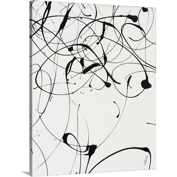 """Multiplication"" Canvas Wall Art"