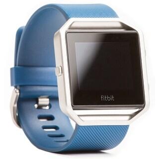 Fitbit Blaze Smart Fitness Watch (Blue/Small)