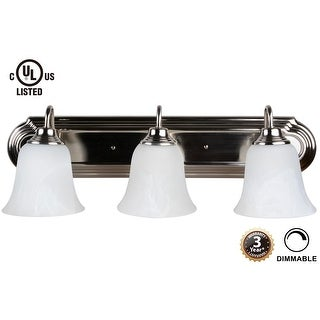 Classical Dimmable LED Vanity Mirror Light 20W Indoor Bath/Wall Light Warm White