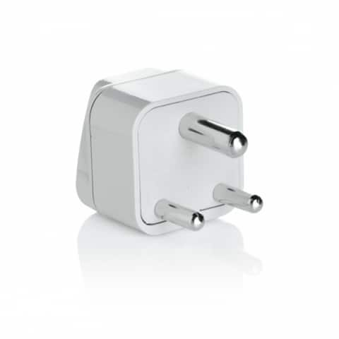 Travel Smart NWG14C Grounded Adapter Plug
