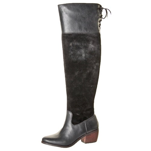 617bee9c038 Shop Lucky Brand Jeans Komah Women s Over The Knee Boots - Free Shipping  Today - Overstock - 21175125