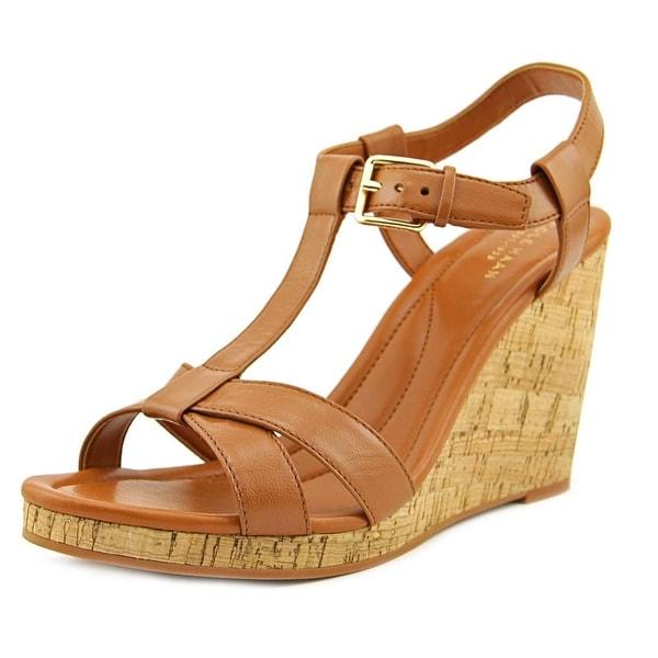 Womens Sandals Cole Haan Ayla Wedge II Acorn
