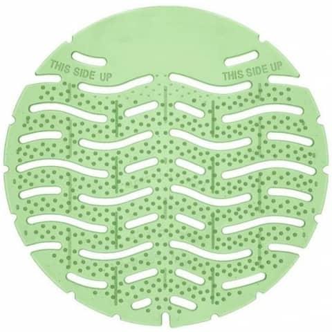 Fresh Products 3WDS-F-05 Eco Fresh Wave Urinal Screen, Herbal Mint