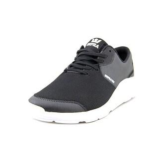 Supra Noiz Round Toe Leather Skate Shoe