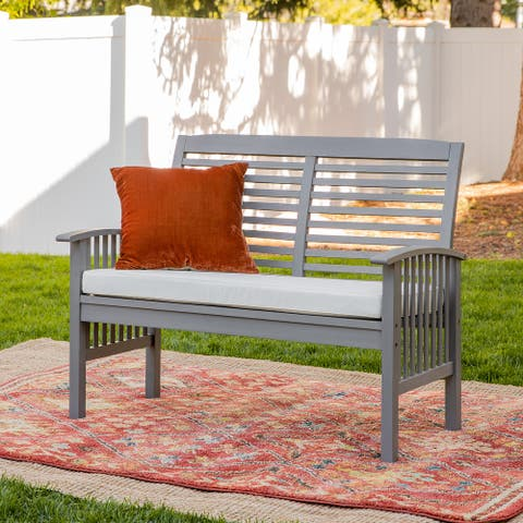Surfside Acacia Outdoor Love Seat by Havenside Home