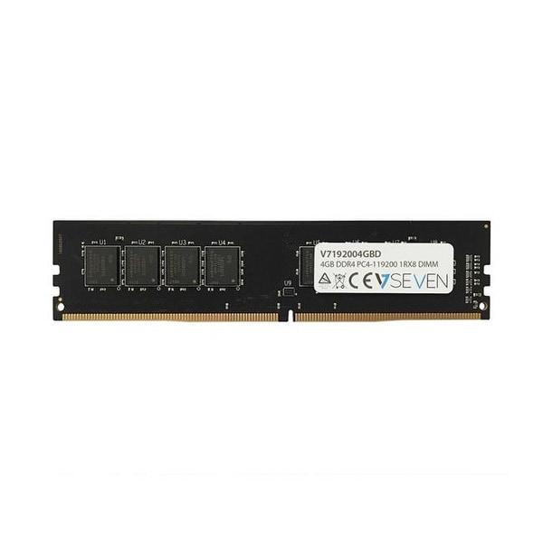 V7 Memory V7192004GBD 4 GB DDR4 2400 MHz DIMM Memory Module