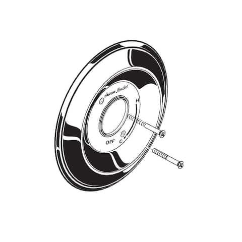 American Standard M962466-2950A Escutcheon and Screws for Tropic Pressure Balancing Bath and Shower Valve Trim Kits