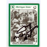 Michigan State Spartans 1990 College Collection No. 99 Ralph