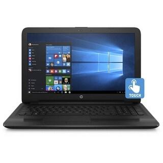 "Manufacturer Refurbished - HP 15-AY028CA 15.6"" Touch Laptop Intel i3-6100U 2.3GHz 8GB 1TB Windows 10"
