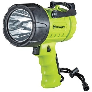 Kilimanjaro LED Spotlight - Hi-Viz Green- 910084