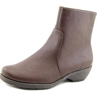 Aerosoles Speartint Women  Round Toe Synthetic Brown Ankle Boot