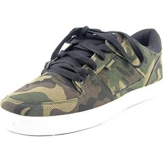 Osiris Protocol Round Toe Canvas Skate Shoe