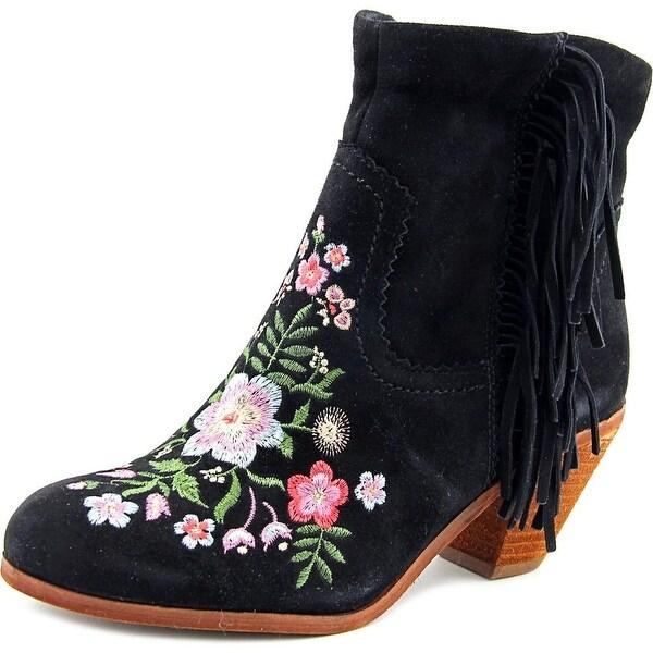 96eb30722fa7 Shop Sam Edelman Letti Black Boots - Free Shipping On Orders Over ...