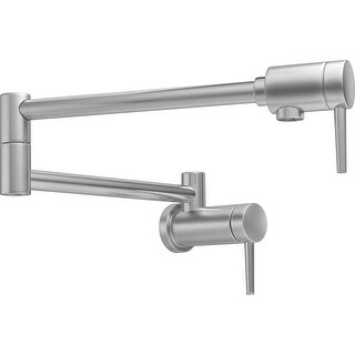 "Delta 1165LF 24"" Wall-Mounted Pot Filler - n/a"