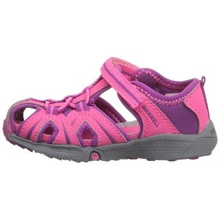 Merrell Baby Girl hydro hkr Leather Sandals